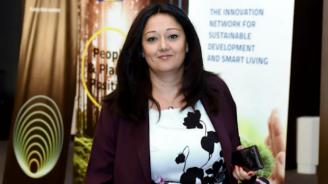 Лиляна Павлова с откриваща реч на Китайския инвестиционен форум в Прага