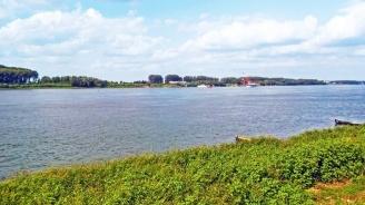 Река Дунав достигна критично ниски нива