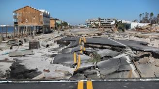 """Броят на жертвите на урагана """"Майкъл"""" достигна 29 души"""