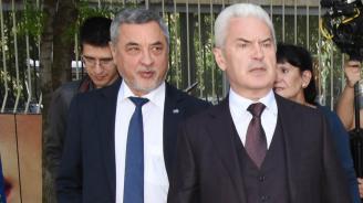 НФСБ отговориха на Сидеров, снемат доверието от него като председател на ПГ на ОП, не търпят да се нарича Симеонов вицепремиер на Сорос (видео)