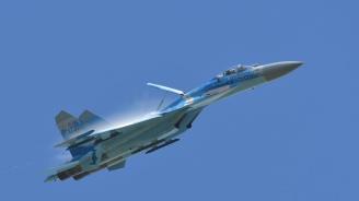 Американски пилот е загинал при катастрофа с изтребител в Украйна