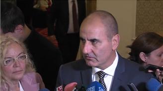 Цветанов: Няма разпад на коалицията (видео)