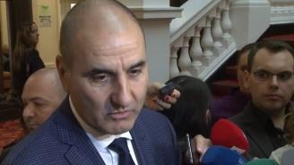 Цветан Цветанов: Колегите от БСП ежедневно рушат авторитета на парламента