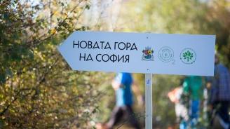 Започва есенното засаждане в Новата гора на София