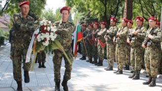 Българската армия отбелязва  74 години от първата битка  на първата Парашутна дружина