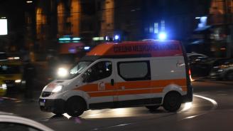 Шофьор без книжка катастрофира, едно дете е пострадало