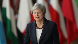 Тереза Мей заговори за възможност за по-дълъг преходен период след Брекзит