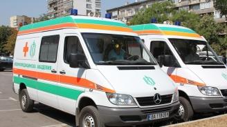 Възрастна жена пострада тежко при жестока катастрофа в столицата