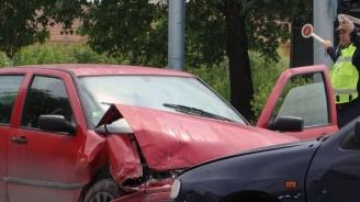 Три коли се удариха край село Кирково