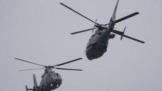 Хеликоптери кръжат нощем над Кюстендил