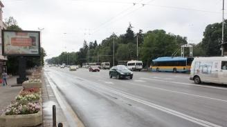 Временно променят движението в София