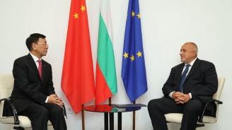 Бойко Борисов се срещна с Цао Дзиенмин