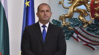 Радев: Резултатът от гласуването в Македония ще сближи нашите две страни