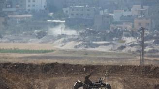 Израел отново отвори граничните пунктове с ивицата Газа
