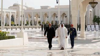 Какво си казаха Борисов и шейх Мохамед бин Зайед Ал-Нахаян (снимки+видео)