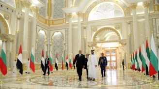 България и ОАЕ ще подпишат Стратегически договор за партньорство (снимки+видео)