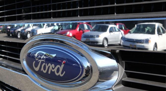 """""""Форд"""" изтегля 1,5 млн. коли заради дефект"""