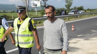 """Над 6 години затвор за турски шофьор, предизвикал катастрофа на """"Тракия"""" (снимки)"""
