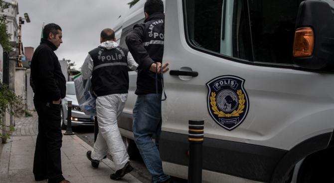 Годеницата на убития в саудитското консулство в Истанбул журналист Джамал