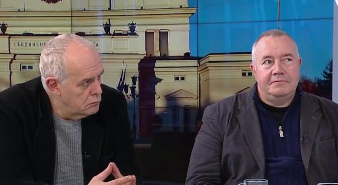 Социолози относно Валери Симеонов: Психопат и фашист