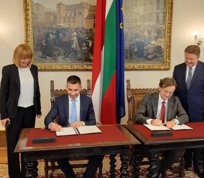 В присъствието на кметовете на София и Виена Йорданка Фандъкова