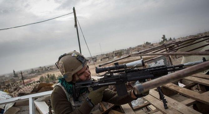 Един войник от силите на НАТО в Афганистан бе убит,