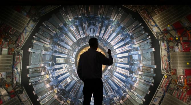 В Китай към 2020 година ще бъде построен най-мощният колайдер