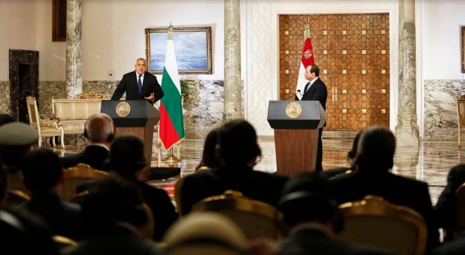 България и Египет, наред с изключителните природни, исторически и културни