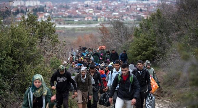 От началото на годината досега Испания е приела повече мигранти