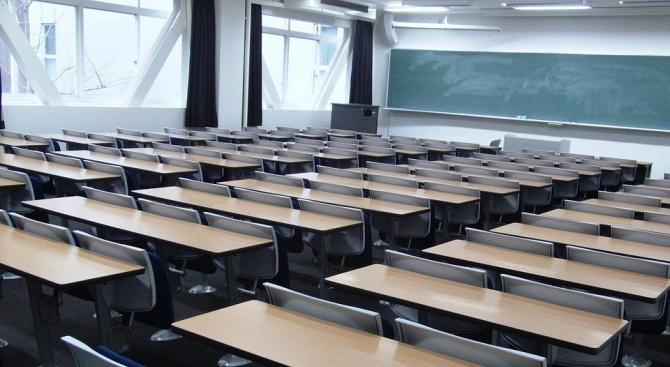 Със 78 000 е намалял броят на учениците, обучаващи се