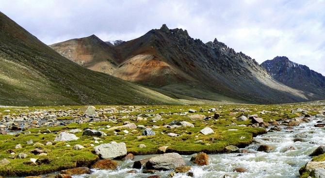 Всяка пролет в Хималаите хиляди селяни от Непал, Тибет и
