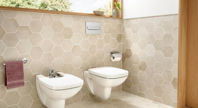 Специална есенна промоция за ремонт на банята от Roca