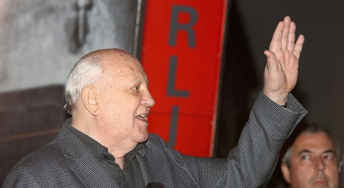 Михаил Горбачов: САЩ започнаха нова надпревара във въоръжаването
