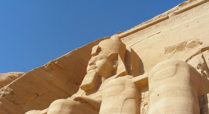 Египетски археолози откриха артефакти на Рамзес Втори