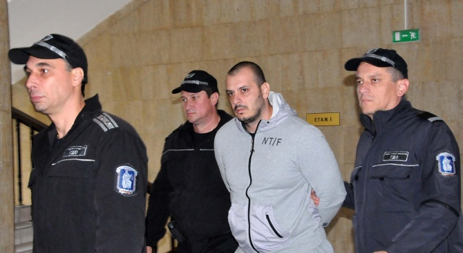 Бургаският съд гледа дело срещу Петър Биберов - Кюфтето за умишлен палеж (снимки)