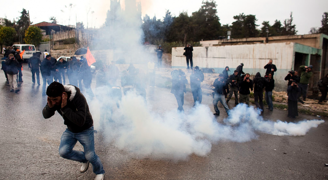 Израел обвини Сирия и Иран за нападения от Газа