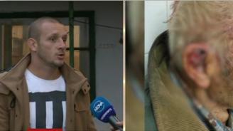 Внукът на жестоко пребития в Славяново възрастен мъж: Било е на живот и смърт
