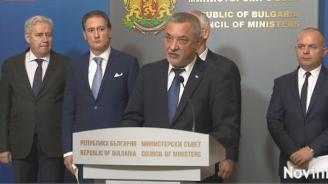 Валери Симеонов: Не виждам причина да подам оставка, казвам истината (видео)