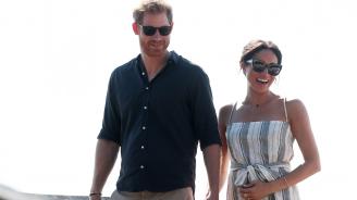 Принц Хари и Меган се отправиха към Фиджи за двудневна визита