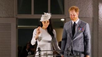 Принц Хари и Меган пристигнаха във Фиджи