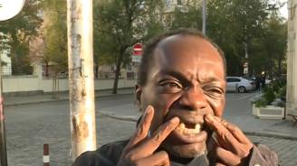Кой и защо нападна чернокож на метри от МВР в София?