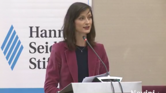 Мария Габриел: Новите технологии крият опасности, но и дават по-големи възможности в борбата с трафика на хора (видео)