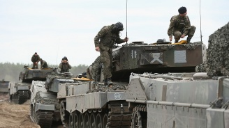 НАТО показва мускули пред Русия с гигантски маневри