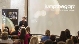 Осмото издание на международния конкурс за архитектура и дизайн jumpthegap®  започна с представяне в Москва