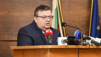 Сотир Цацаров и министър Владислав Горанов обсъдиха бюджета на съдебната власт