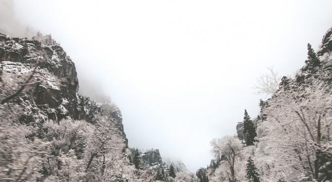 Снимка: Черен лед ни изненадва на пътя! Вижте как да шофирате безопасно