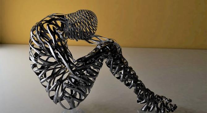 Учени създадоха робот от течен метал