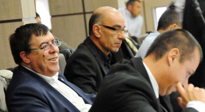 Бенчо Бенчев се завърна в бургаския Общински съвет (снимки)