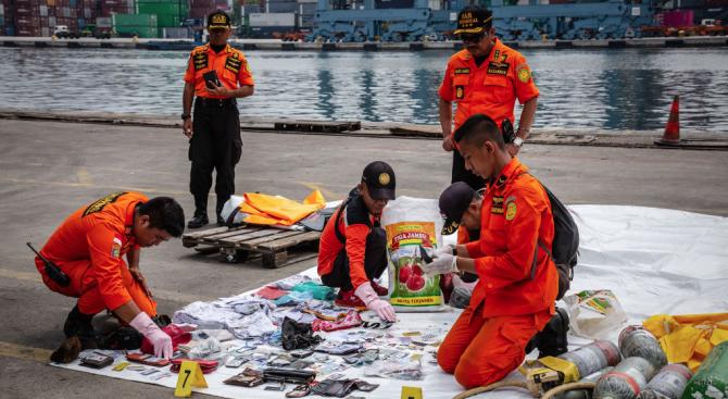 Началникът на индонезийската армия маршал Хади Тчахджанто заяви, че е