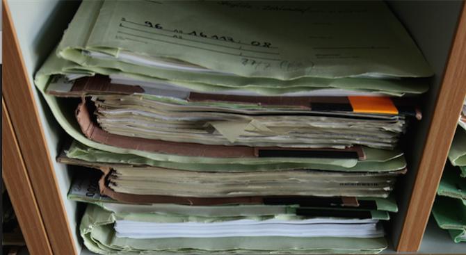 От 1 ноември 2018 г. българската администрация преустановява хартиения обмен
